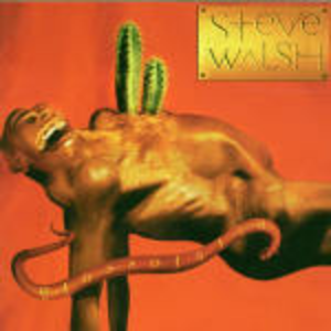 CD Glossolalia di Steve Walsh