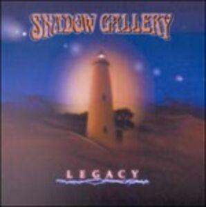 Foto Cover di Legacy, CD di Shadow Gallery, prodotto da Magna Carta