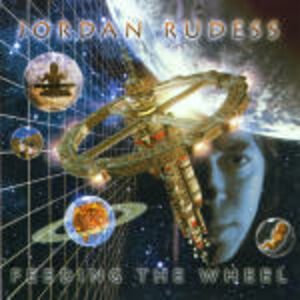 CD Feeding the Wheel di Jordan Rudess