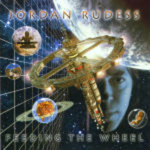 CD Feeding the Wheel di Jordan Rudess