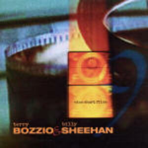CD Nine Short Films Terry Bozzio , Billy Sheehan