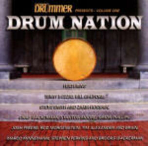 CD Drum Nation vol.1