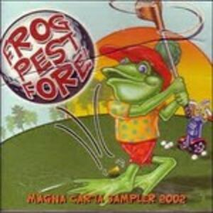 CD Frog Pest Fore