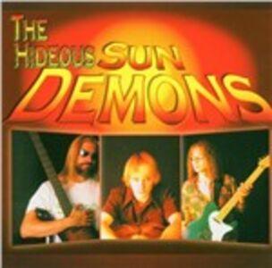 Foto Cover di Hideous Sun Demons, CD di Hideous Sun Demons, prodotto da Magna Carta