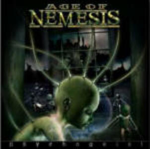 Psychogeist - CD Audio di Age of Nemesis