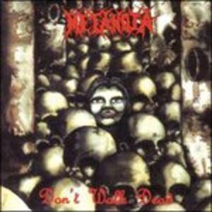 CD Don't Walk Dead di Metanoia