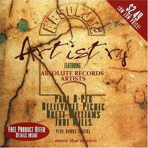 CD Absolute Artistry