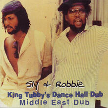 """King Tubby's """"Middle.. - Vinile LP di Sly & Robbie"""