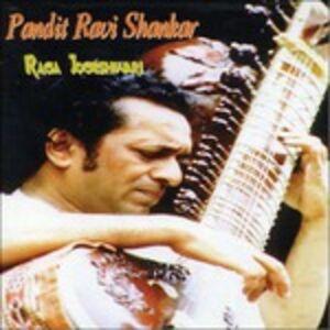 CD Raga Jogeshwari di Ravi Shankar