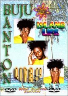 Buju Banton. Island Life - DVD