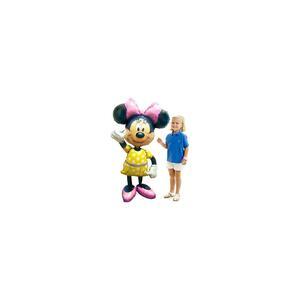 Minnie. Palloncino Camminante Mylar - 3