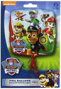 Palloncino Tondo 45 Cm Mylar Paw Patrol - 2