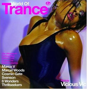 CD World Of Trance di Vicious Vic