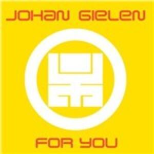 For You - CD Audio di Johan Gielen
