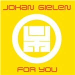 CD For You di Johan Gielen