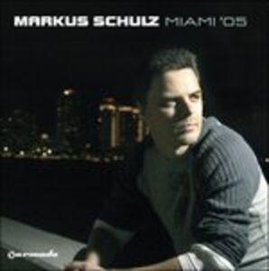 CD Miami '05 di Markus Schulz