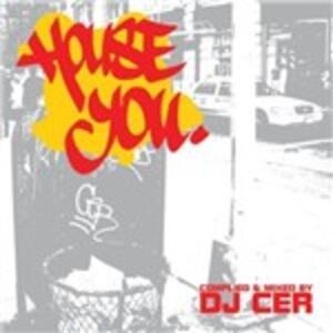 House You - CD Audio di DJ Cer