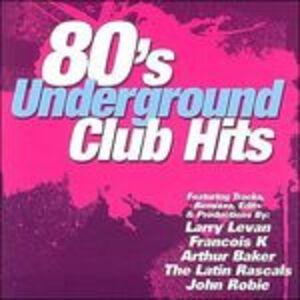 CD 80's Underground Club