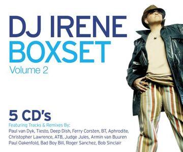 CD Boxset vol.2 di DJ Irene