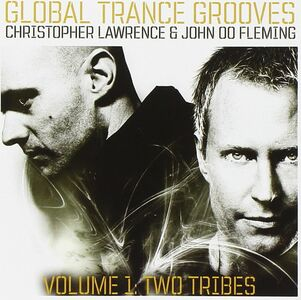 CD Global Trance Grooves vol.1 di Christopher Lawrence