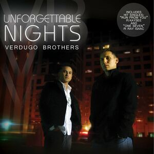 CD Unforgettable Nights di Verdugo Brothers