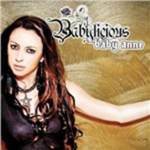 CD Babylicious di Baby Anne