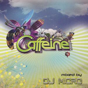 CD Caffeine 2011 di DJ Micro
