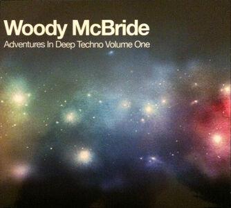 CD Adventures in Deep di Woody McBride