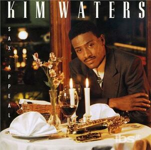 CD Sax Appeal di Kim Waters
