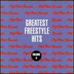 CD Freestyle Hits 3