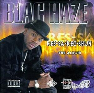 Res-Sa-Rec-Shun - CD Audio di Blac Haze
