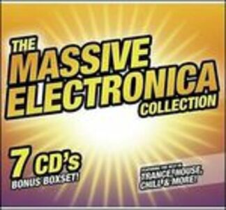CD Massive Electronica Collection