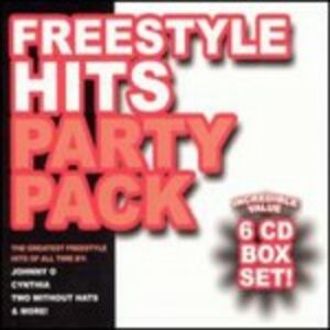 CD Freestyle Hits Party Pack