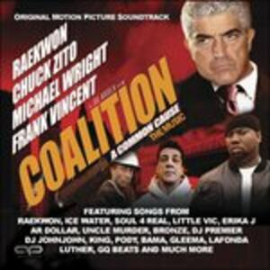 Coalition (Colonna Sonora) - CD Audio