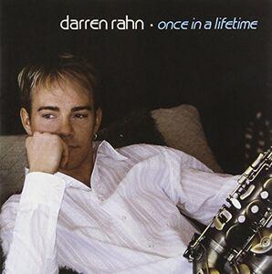 CD Once in a Lifetime di Darren Rahn