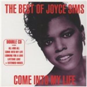 Foto Cover di Come Into My Life. Best of, CD di Joyce Sims, prodotto da Ada Global