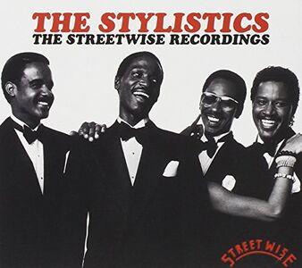 Foto Cover di Streetwise, CD di Stylistics, prodotto da Phase One Comm