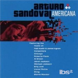 Foto Cover di Americana, CD di Arturo Sandoval, prodotto da Unknown