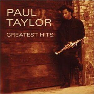 CD Greatest Hits di Paul Taylor