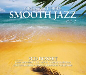 CD Smooth Jazz Box vol.2