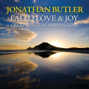 CD Faith, Love & Joy di Jonathan Butler