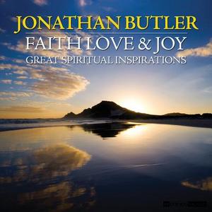 CD Faith, Love & Joy di Jonathan Butler