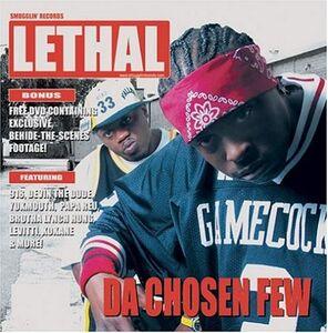 CD Da Chosen Few di Lethal