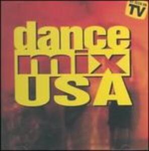 Dance Mix Usa - CD Audio