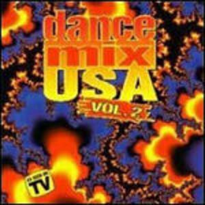 Dance Mix Usa vol.2 - CD Audio