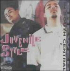 Brewed In South Central - CD Audio di Juvenile Style