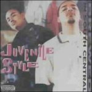 CD Brewed In South Central di Juvenile Style
