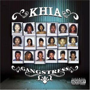 CD Gangstress di Khia