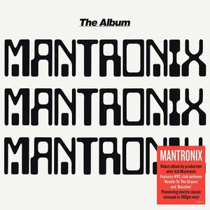 CD Album di Mantronix