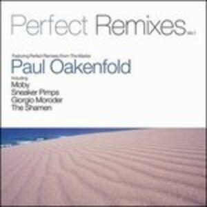Foto Cover di Perfect Remixes, CD di Paul Oakenfold, prodotto da Tpz